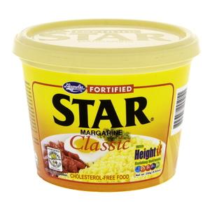 Star Fortified Margarine 250g