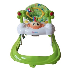 First Step Baby Walker DY-503 Green
