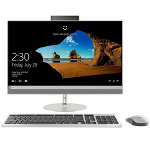 Lenovo All in One Desktop 520-F0D50065AX Core i3 Silver