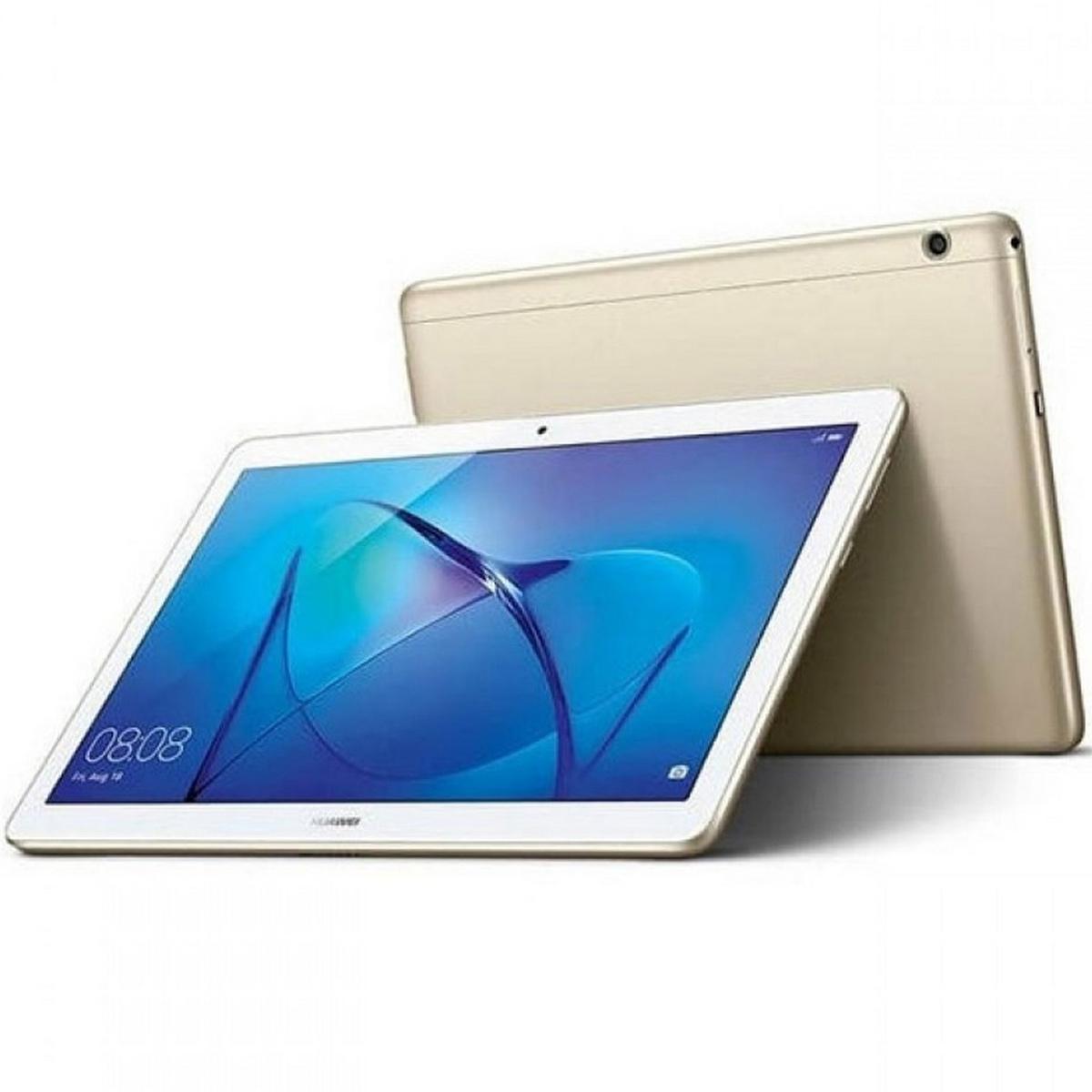 Buy Huawei MediaPad T3-10 10inch 16GB 4G Gold - TV FESTIVAL