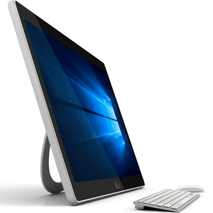 I-LIFE  All In One Desktop Zed1703 Celeron Silver 17.3-inch Touchscreen