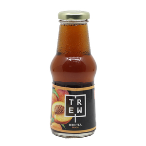 Trew Iced Tea Peach 240ml