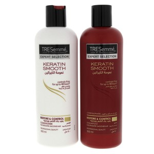 TREsemme Shampoo 500ml + Conditioner 500ml Assorted