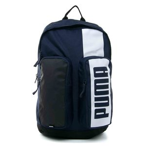 PUMA Deck Backpack II Navy 07575904