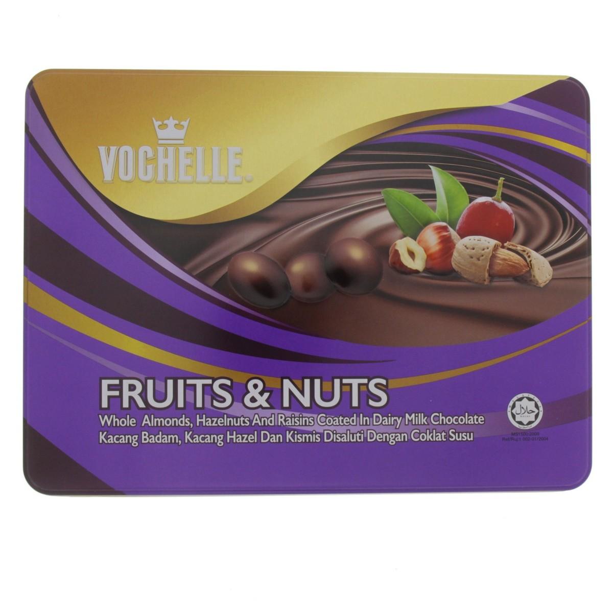 Buy Vochelle Fruit And Nuts 380 Gm Online - Lulu Hypermarket