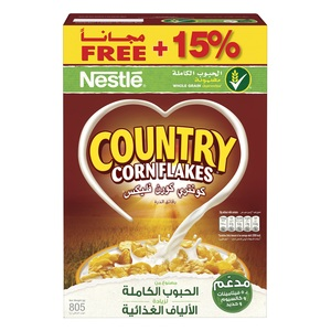 Nestle Country Cornflakes 805g