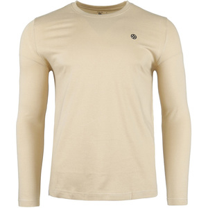 John Louis Men's Round-Neck T-Shirt Long Sleeve Beach