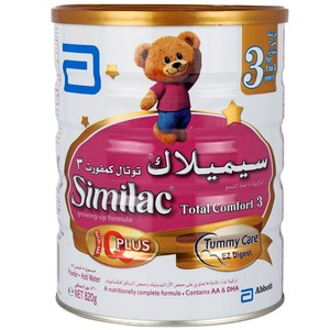 Similac Total Comfort No.3 Infant Formula For 1-3 Years 820g