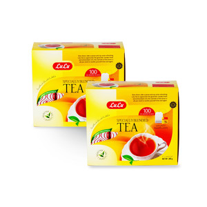 Lulu Tea Bag 100pcs x 2pkt