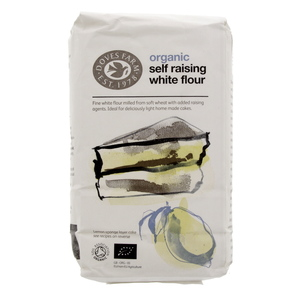 Doves Farm Organic Self Raising White Flour 1 Kg