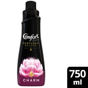 Comfort Perfumes Deluxe Concentrated Fabric Conditioner Charm 750ml