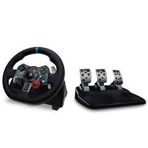 Logitech Driving Force Racing Wheel G29 or G920