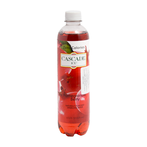 Cascade Ice Pomegranate Berry Flavored Sparkling Water 509ml