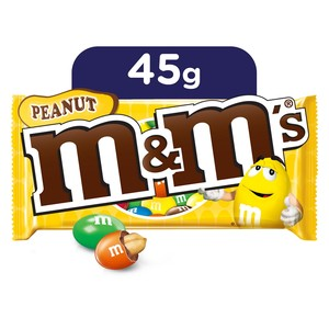 M&M'S Peanut Chocolate 45g
