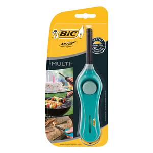 Bic Mega Lighter 1pc Assorted Colour
