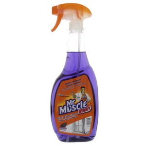 Mr Muscle Advanced Glass Cleaner Lavender 750ml
