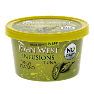 John West Infusions Tuna Tangy Jalapeno 80g