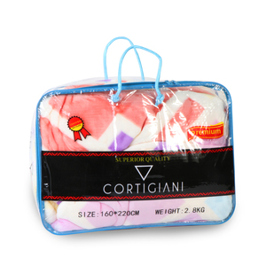 Cortigiani Cloudy Blanket 160x220cm Assorted