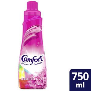 Comfort Concentrated Fabric Conditioner Orchid & Musk 750ml