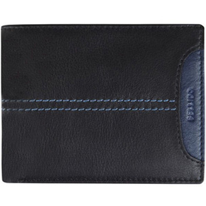 Bellido Men's Spanish Leather Wallet 2753 Black