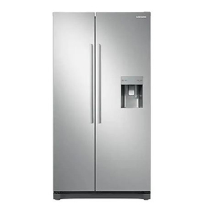 Samsung  Side by Side Refrigerator RS52N3303SA 558Ltr