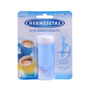 Hermesetas Mini Sweeteners 1200pcs
