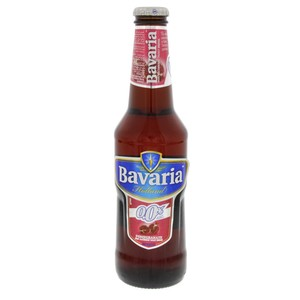 Bavaria Non Alcoholic Malt Drink Pomegranate 330ml