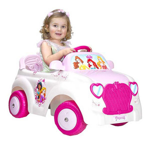 Feber Ride on Princess Car 6V 800010691