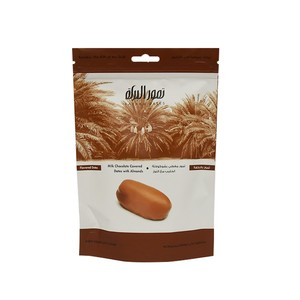 Baraka Milk Chocolate Covered Dates with Almonds 125g
