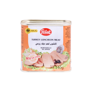 Robert Turkey Luncheon Meat 340g