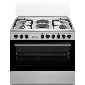 Oscar Cooking Range 90604GS 90x60 4 Burner + 2 Hot Plates