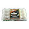 Al Zain Oman's Farm Fresh White Eggs 15pcs