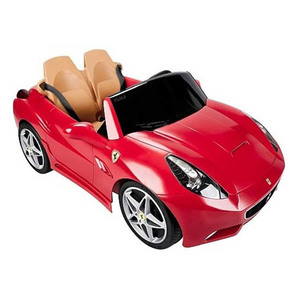 Feber Ride on Ferrari California 12V 800006338