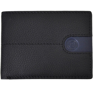 Bellido Men's Spanish Leather Wallet 3483 Black