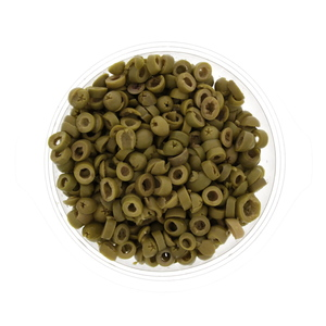 Hutesa Spanish Sliced Green Olives 300g