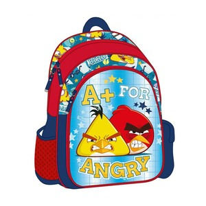 "Angry Birds School Back Pack 16"" NB914242"