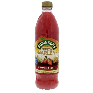 Robinson Fruit & Barley Summer Fruit No Added Sugar 1Litre