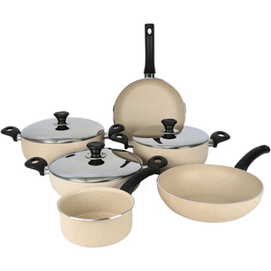 Methap Granite Cookware Set 9pcs