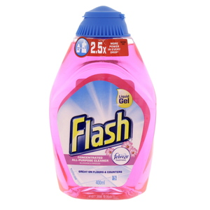 Flash Febreze Concentrated All Purpose Cleaner Blossom And Breeze 400ml