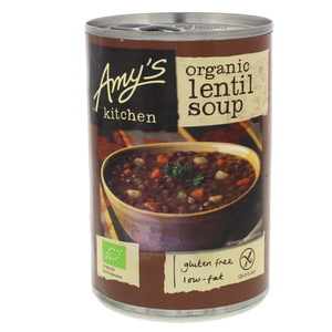 Amy's Kitchen Organic Lentil soup 400g