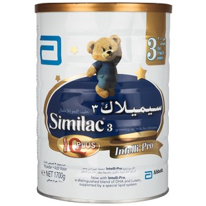 Similac 3 Intelli-Pro Growing Up Milk For Children 1-3 Years 1.7kg