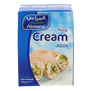 Almarai Thick Cream 125ml