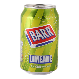Barr Limeade 330ml