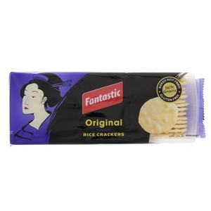 Fantastic Original Rice Crackers 100g