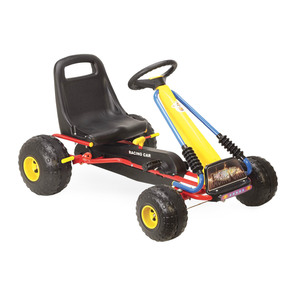 Mom N Bebe Kids Go Kart Pedal Car SC2011 Assorted Color