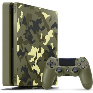 Sony PS4  1TB Console+Call Of Duty WW II Limited Edition