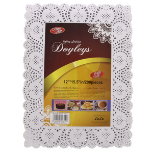 Home Mate Rectangle Doyleys 12x15.5inch 200pcs
