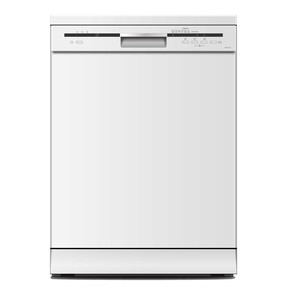 Sharp Dishwasher QWMB612WH3 6programs