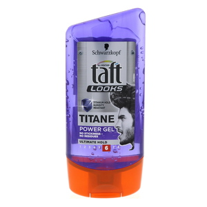 Taft Looks Titane Power Gel 150ml