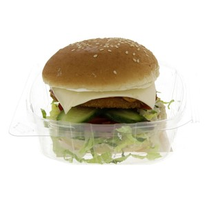 Vegetable Burger 1pc